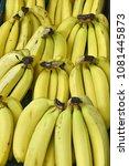 fruit wallpaper  pile of fruit   Shutterstock . vector #1081445873