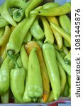 pile of vegetable   Shutterstock . vector #1081445876