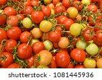 pile of vegetable   Shutterstock . vector #1081445936