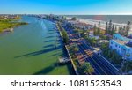 river and landscape of indian... | Shutterstock . vector #1081523543