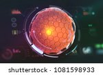 artificial intelligence.... | Shutterstock . vector #1081598933