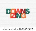 finance concept  painted... | Shutterstock . vector #1081632428