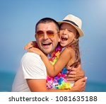 summer  family  vacation... | Shutterstock . vector #1081635188