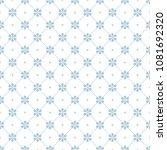 flower geometric pattern.... | Shutterstock .eps vector #1081692320