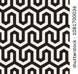 vector seamless pattern. modern ... | Shutterstock .eps vector #1081700036