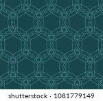 pastel color seamless lace... | Shutterstock .eps vector #1081779149