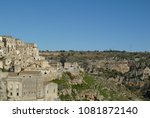 italy matera pictures | Shutterstock . vector #1081872140