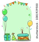 vector illustration of a...   Shutterstock .eps vector #1081929500
