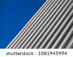 parallel lines for the side of... | Shutterstock . vector #1081945994