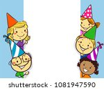 vector illustration of stick...   Shutterstock .eps vector #1081947590
