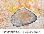 crack floor background   Shutterstock . vector #1081974614
