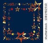 square frame or border... | Shutterstock .eps vector #1081982510