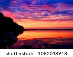 beautiful display of colour in... | Shutterstock . vector #1082018918