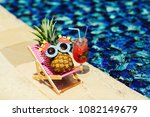 summer lifestyle image of young ... | Shutterstock . vector #1082149679