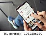 penang  malaysia   april 13...   Shutterstock . vector #1082206130