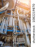 complex engineering... | Shutterstock . vector #1082219870