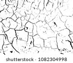 the cracks texture of dry earth.... | Shutterstock .eps vector #1082304998