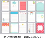 Kids Notebook Page Template...