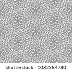 seamless linear pattern with... | Shutterstock .eps vector #1082384780