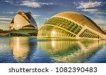 valencia  spain   mar 14  city... | Shutterstock . vector #1082390483