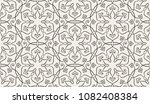 vintage abstract floral... | Shutterstock .eps vector #1082408384