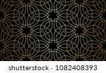 seamless linear pattern with... | Shutterstock .eps vector #1082408393