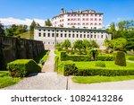ambras castle or schloss ambras ...   Shutterstock . vector #1082413286