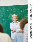 successful universitiy math...   Shutterstock . vector #1082428214