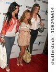 Постер, плакат: Kimberly Kardashian with Adrienne