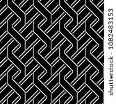 design seamless monochrome... | Shutterstock .eps vector #1082483153