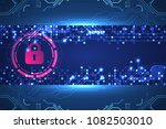 protection concept. protect... | Shutterstock .eps vector #1082503010