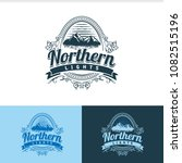 northen star logo | Shutterstock .eps vector #1082515196