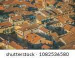 old medieval roman city from... | Shutterstock . vector #1082536580