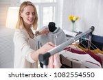 garment lines. musing... | Shutterstock . vector #1082554550