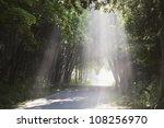 bike route around mackinac... | Shutterstock . vector #108256970