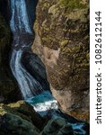 fjadrargljufur canyon  fja r...   Shutterstock . vector #1082612144