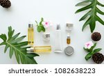 cosmetic nature skincare and... | Shutterstock . vector #1082638223