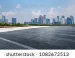 panoramic skyline and buildings ... | Shutterstock . vector #1082672513