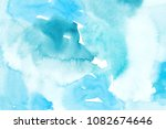 hand painted background.... | Shutterstock . vector #1082674646