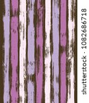 grungy watercolor brush stripes ... | Shutterstock .eps vector #1082686718