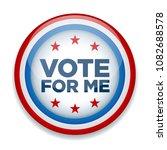 2020 united states of america...   Shutterstock .eps vector #1082688578