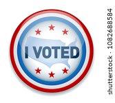 2020 united states of america...   Shutterstock .eps vector #1082688584