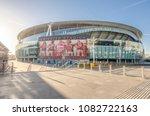 london  uk   9 december  2017 ... | Shutterstock . vector #1082722163