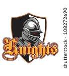 knight | Shutterstock .eps vector #108272690