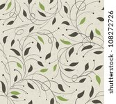 Seamless Ecology Pattern With...