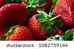 Fresh Juicy Strawberries