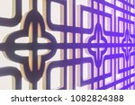 chinese window pattern | Shutterstock . vector #1082824388