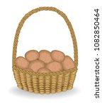 generous harvest. in a... | Shutterstock .eps vector #1082850464