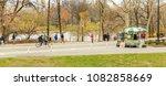 new york city usa  central park ...   Shutterstock . vector #1082858669