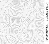 topographic map background... | Shutterstock .eps vector #1082871410